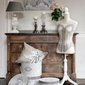 Objets Décoration Shabby Chic