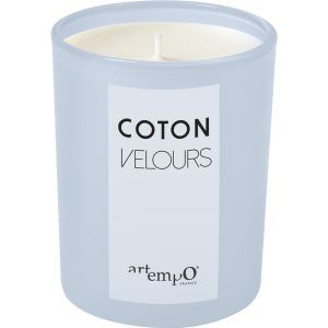 Bougie Frida GM Coton Velours