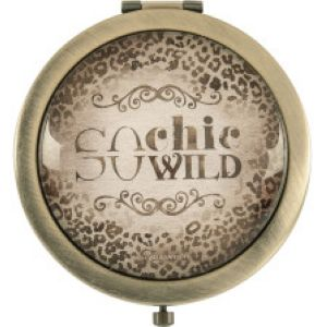 Miroir de sac So Chic So Wild Rose Venin