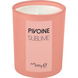 Bougie Frida GM Pivoine Sublime