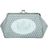 Trousse kisslock Douce Arabesque