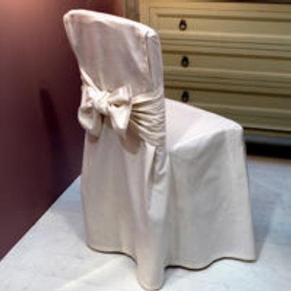 housse de chaise couleur lin basic collection. Black Bedroom Furniture Sets. Home Design Ideas