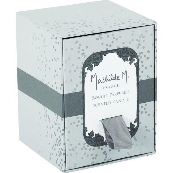 bougie parfum e ecrin 255g senteur marquise mathilde m. Black Bedroom Furniture Sets. Home Design Ideas