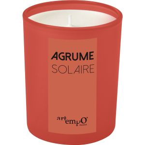 Bougie Frida GM Agrume Solaire