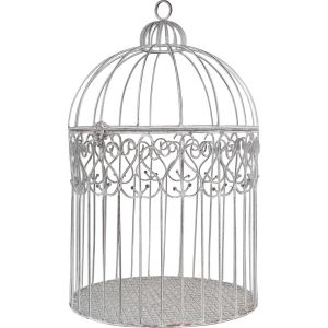 Cage à oiseaux Romance collection Véranda Mathilde M