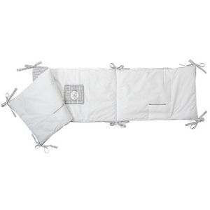 Tour de lit  collection Nounours  40x180cm Mathilde M