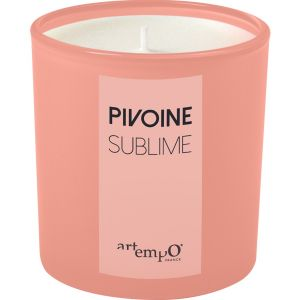 Bougie Frida MM Pivoine Sublime