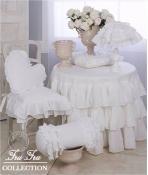 donnez un style shabby chic et romantique votre intrieur avec notre gamme de textiles dco
