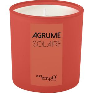 Bougie Frida MM Agrume Solaire