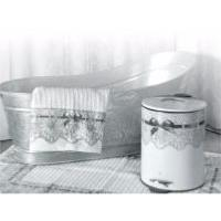 Accessoires WC Shabby Chic