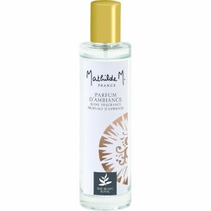 Parfum d'ambiance Iconic 100ml Thé Blanc Royal Mathilde M