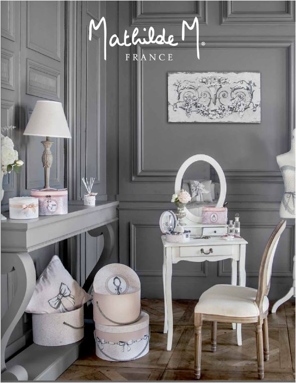 mademoiselle marquise mathilde m d coration shabby chic romantique pour la maison. Black Bedroom Furniture Sets. Home Design Ideas