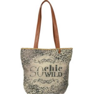 Sac So chic so wild Rose Venin