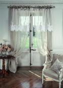 Textile ambiance charme et romantique - Décoration Shabby Chic ...